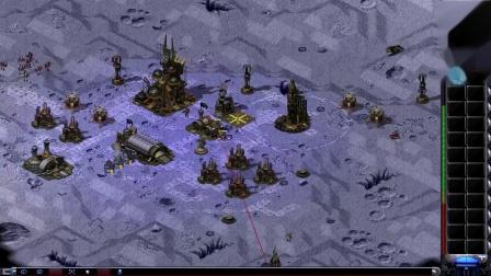 红色警戒2多人任务地图 黎明之光第四关:破晓 - 过了
