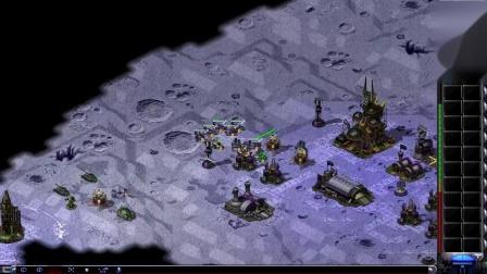 红色警戒2多人任务地图 黎明之光第四关:破晓 - 剧情片