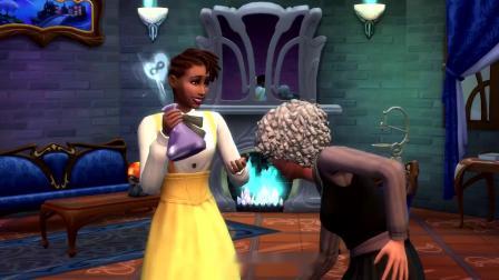 【游民星空】《模拟人生4》魔法世界DLC预告