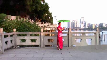 榕城舞魅广场舞《国色天香》编舞谢春燕