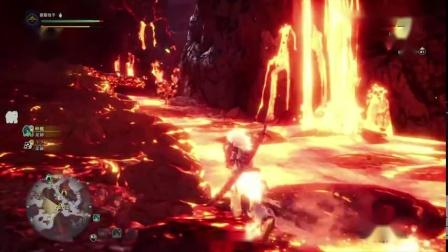 【转载黑心蘑菇大包子】《怪物猎人世界:冰原》龙结晶之地全兽人族宝物收集9