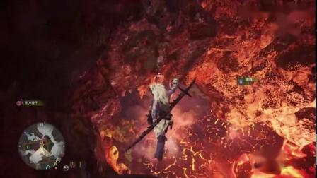 【转载黑心蘑菇大包子】《怪物猎人世界:冰原》龙结晶之地全兽人族宝物收集8