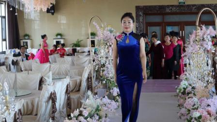 第四届全球旗袍女王争霸赛排练花絮