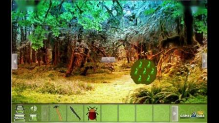 寻找魔剑攻略语音解说:魔法女王密室逃脱攻略系列之4675