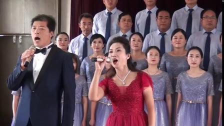 山東臨沂第二十一中學教師合唱團