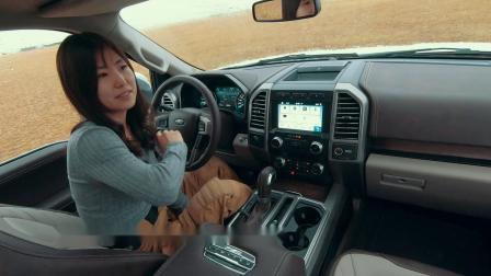 一半溫柔一半狂野,女生也抗拒不了的大皮卡-福特F-150 LTD
