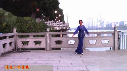榕城舞魅广场舞《天亮了》 编舞  丝奇