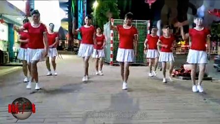 龙川思念姐妹广场舞 红尘醉红尘累 动感DJ中老年健身舞