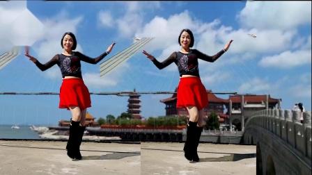 DJ水兵舞视频《今生只爱你一个》静儿广场舞