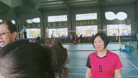 2019年江西氣排球錦标賽三四名決賽  新餘對撫州
