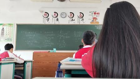 2019-2020学年第一学期高三年级数学科《晚练试卷讲评》阳春市第一中学王毅教师相关的图片