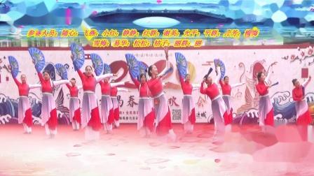 点击观看《官涌舞飞飞随心原创舞《叶问》响扇子舞团队春晚海选2020版》