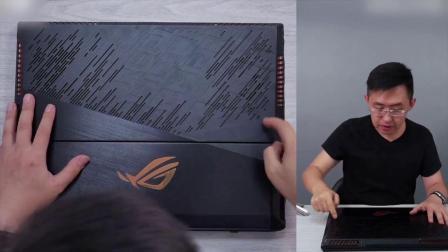 「科技美學直播」7萬塊的ROG超神X開箱上手體驗