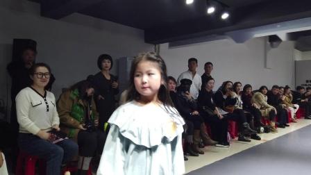 中国少儿电视模特大赛吉林省分赛区(梅河口)潮宝童模儿童A组比赛