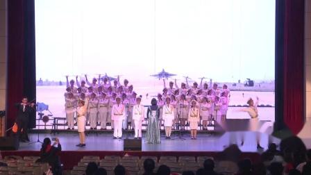 青岛五十八中2019年校园合唱节--高一·14班:《我爱祖国的蓝天》