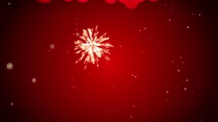AE0593S鼠年新年祝福15秒小视频AE模板