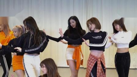 [杨晃]日韩女团IZ_ONE全新单曲 FIESTA 舞蹈版