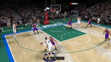 NBA2KOL2暴扣隔扣集锦