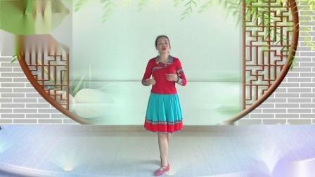 官涌舞飞飞随心原创舞《离离原上情》蒙古舞教学
