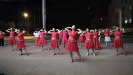 获嘉艳霞广场舞《最美的情缘》柔美抒情舞蹈轻松学会