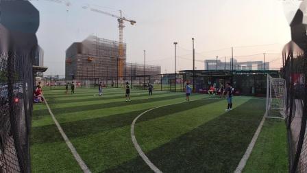 新港西足球俱乐部20200523进攻集锦