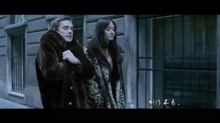 气温突然下降到零下100度,小伙带着俩妹子逃,场面让人窒息.mp4