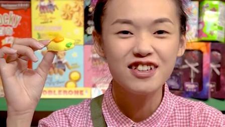趣味童年:小时候你有吃过可爱的棉花糖吗