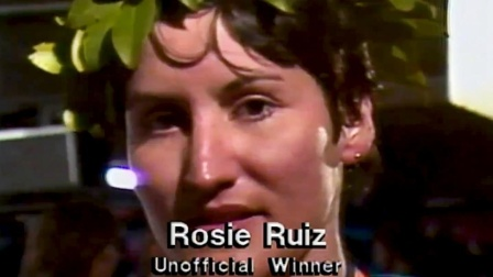 世界上最尴尬的假跑女王,靠乘地铁夺冠,败露后拒还金牌!