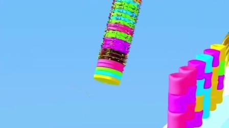 听说这串棉花糖挺好玩的,我也来玩玩!