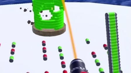 欢乐小游戏:小舞你背那么多糖果干嘛呢?