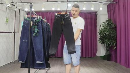 来8服饰865期品牌专柜秋季最新专柜杂款牛仔裤,版型时尚经典,不容错过的好货.