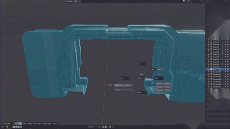 Blender快速建模功能插件 MACHIN3tools