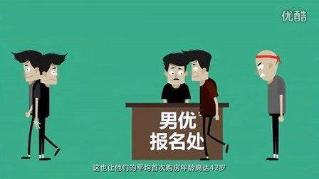 搞笑视频 【牛人】飞碟说:你打算何时买房?