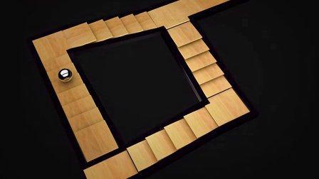 矛盾空间--循环楼梯