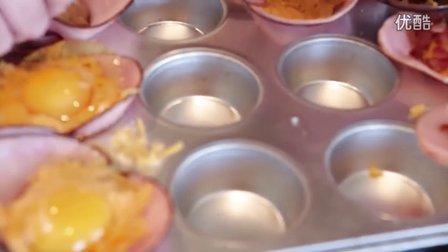 【魔王分享】美国食谱之清新早餐纸杯蛋糕