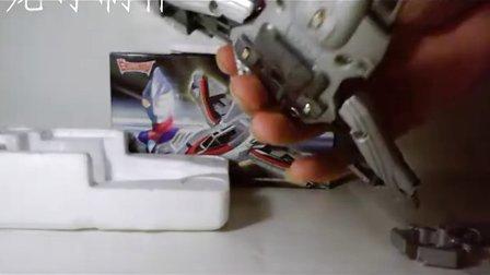 【龙哥制作】迪迦奥特曼飞机 飞燕号银色特别版(伪白雪号)