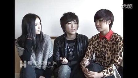20111002刘忻接受哈尔滨新闻网采访