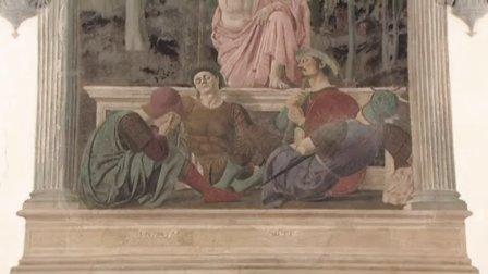 """BBC纪录片:旷世杰作的秘密04皮耶罗德拉弗朗西斯卡""""基督复活"""""""