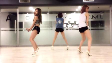 【风车·舞蹈】EVE夏娃组合模仿T-ara、G.Na、泫