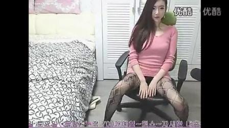 韩国美女主播瑟妃afreecaTV大尺度直播视频 身材很