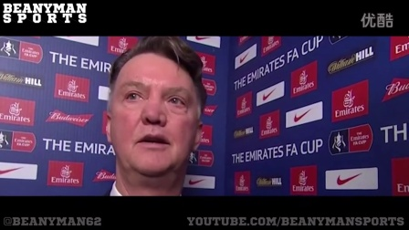 Derby 1-3 Man United - Louis van Gaal  Post Match Interview