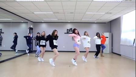 【风车·韩语】Bloomy性感曲《因为是你》舞蹈