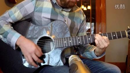 rainsong guitar 碳纤维吉他对比传统木吉他Carbon Fiber vs Wood - Guitar Tone Comparison!