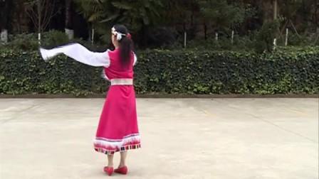 雪域爱人mv 真善美藏族舞蹈