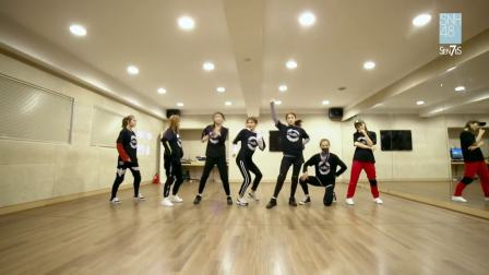 SNH487SENSES-7SENSES《第七感》练习室舞蹈版MV 中国大