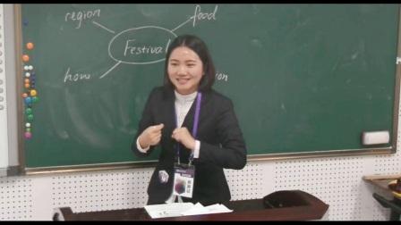 英语英语试讲v初中初中-初中无生视频资格证考班徽教师班级图片