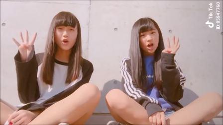 【抖音】這個孩子太可愛了日本美女初中生高中