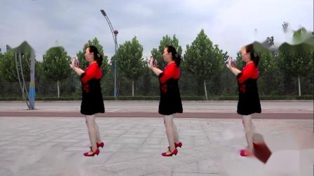 宜阳明萱广场舞 如果就这样老了 32步广场舞视频