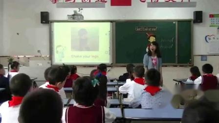 《Look at me》优质课视频-英语三年级PEP人教版