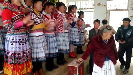 新发寨教会2018年感恩节诗班献唱